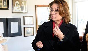 Kandydatka KO w wyborach prezydenckich 2020 Małgorzata Kidawa-Błońska poparła karę dla posłów KO, w tym m.in. Klaudii Jachiry