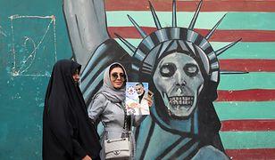Irańczycy nie przepadają za Stanami Zjednoczonymi i ich sojusznikami