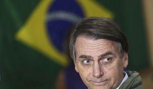 Bolsonaro zamierza przenieść ambasadę w Izraelu do Jerozolimy