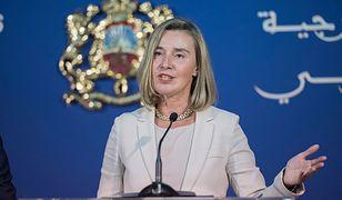 Federica Mogherini w Maroku rozmawiała o współpracy między UE i krajami Afryki północnej