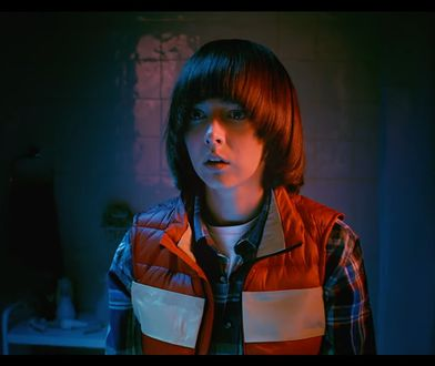 "Monika Brodka jako Will z serialu ""Stranger Things"""
