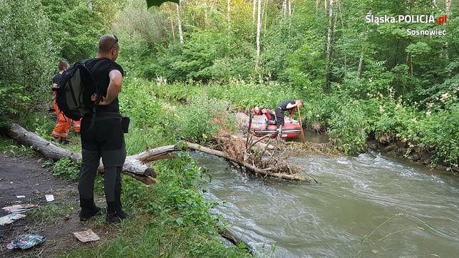 Sosnowiec. Strażacy odnaleźli ciało  zaginionej 68-latki.