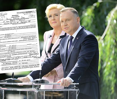 Tylko w WP: Mamy oświadczenie majątkowe prezydenta Polski
