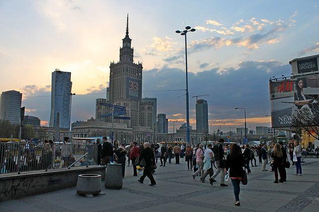 W Warszawie zarabia się coraz gorzej