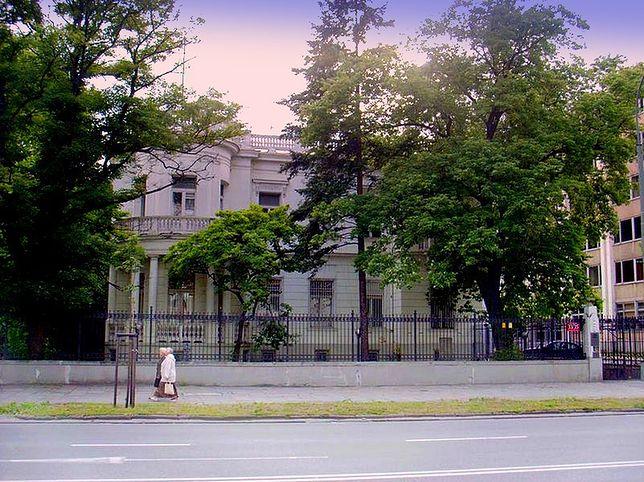 Splądrowano rezydencję ambasadora Bułgarii