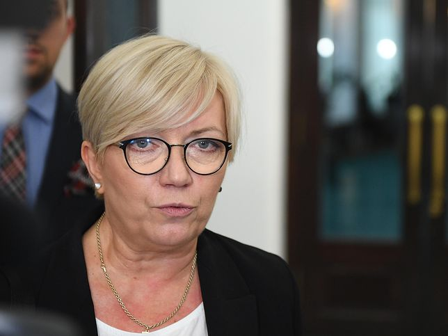 Sędzia Julia Przyłębska