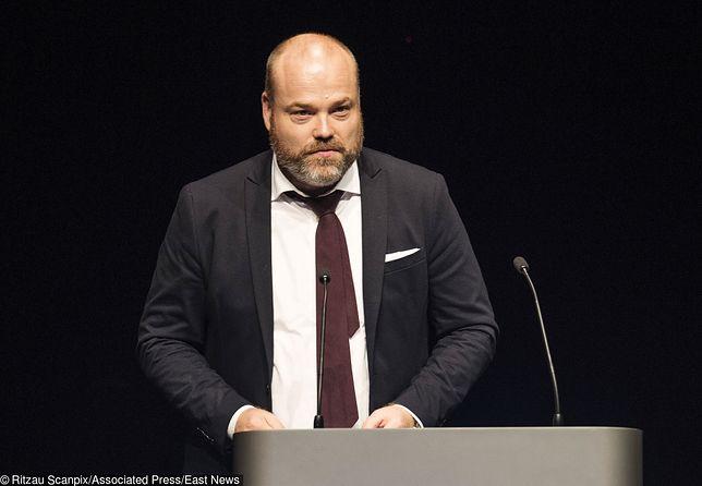 Anders Holch Povlsen najbogatszy Duńczyk w żałobie. Duńskie flagi opuszczone do połowy