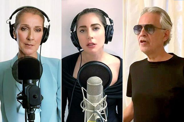 Koncert, który zainicjowała Lady Gaga można zobaczyć online
