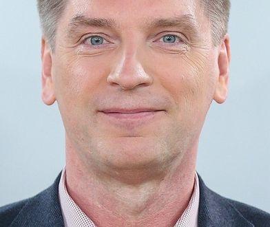 Tomasz Lis z Jerzym Stuhrem. Dziennikarz pokazał wspólne zdjęcie