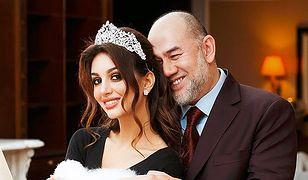 Były król Malezji rozwiódł się z byłą Miss Moskwy. Ale ona wszystkiemu zaprzecza!