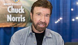 Chuck Norris szturmował Kapitol? Jego menedżer zabrał głos