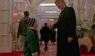 """Widzowie chcą usunięcia Trumpa z """"Kevina samego w domu"""". Culkin zabiera głos"""
