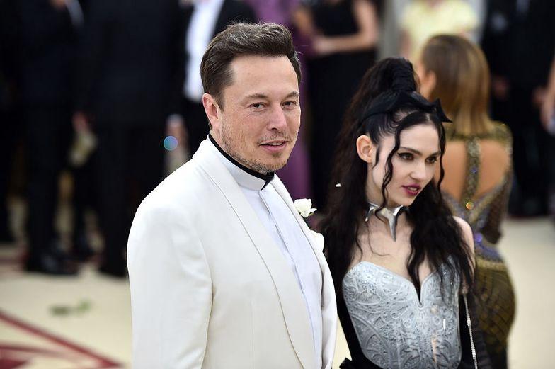 Elon Musk rozstaje się z partnerką. Miliarder potwierdza doniesienia