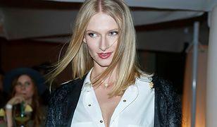 #dziejesienazywo: Anna Piszczałka uczy przyszłe modelki