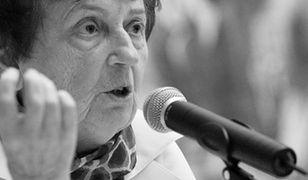 Nie żyje Alicja Helman. Miała 85 lat