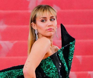 Miley Cyrus odniosła się do incydentu w Barcelonie