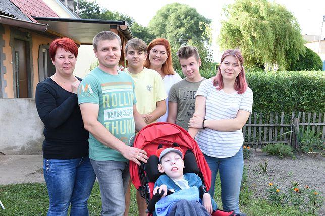 Katarzyna Dowbor pomogła rodzinie w trudnej sytuacji