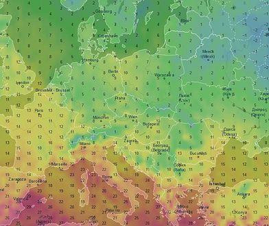 Pogoda. Pierwsza zimna noc za nami. Do Polski płynie arktyczny mróz