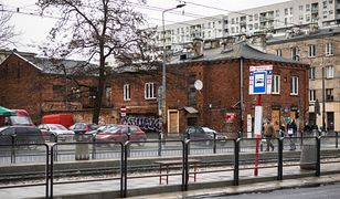 Warszawa Praga Południe. Dawna piekarnia Teodora Rajcherta