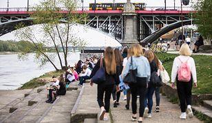 Warszawa. Remont mostu Poniatowskiego potrwa do końca listopada