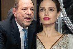 """Producent próbował nakłonić Jolie do seksu. """"Ostrzegałam innych"""""""