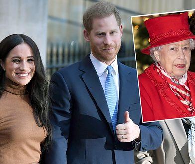 Meghan Markle jest w ciąży. Królowa zabrała głos