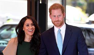 """Meghan nie chciała być """"księżniczką"""". Harry zdradził istotne słowa żony"""