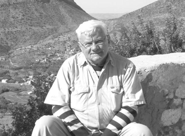 Tadeusz Olszewski był autorem, dziennikarzem, podróżnikiem