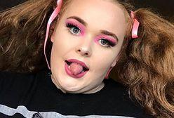 """Ella Donnelly robi karierę na TikToku. Hejterzy twierdzą, że """"jej ciało nie pasuje do twarzy"""""""