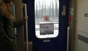 Na wybranych trasach pociągów EIP jeżdżą zastępcze składy wagonowe