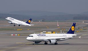 Lufthansa to jedne z linii lotniczych, którymi dolecimy na Bari
