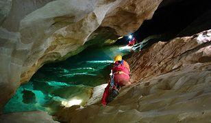 Sardynia - niezwykła jaskinia Sa Grutta de is Caombus