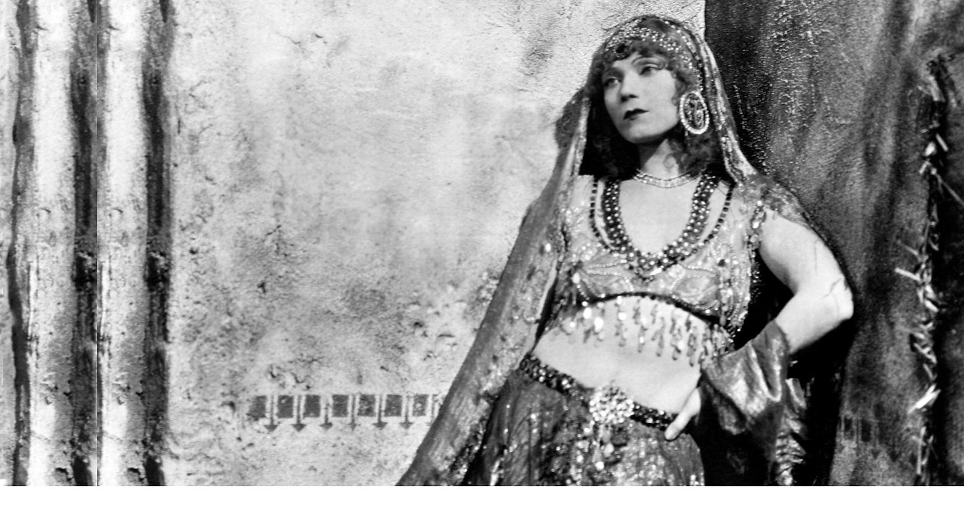 Gilda Gray w 1927 r.