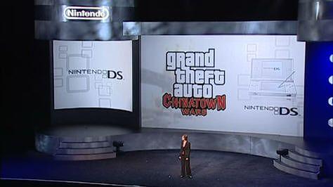 Chinatown Wars będzie większe od GTA na PSP
