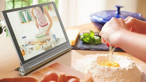 Lenovo Yoga TAB3 Plus: oszałamiające multimedia dostępne na wyciągnięcie ręki #prasówka