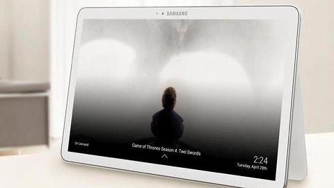 Samsung Galaxy View, czyli 18,4-calowy tablet dla lubiących duży sprzęt