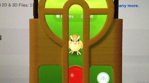 Chcesz zawsze trafiać w Pokemona? Wydrukuj nakładkę na telefon