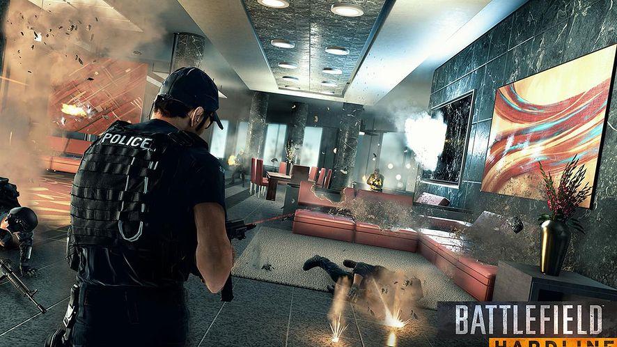 Grasz w Battlefield Hardline? Lepiej nie wymieniaj podzespołów komputera