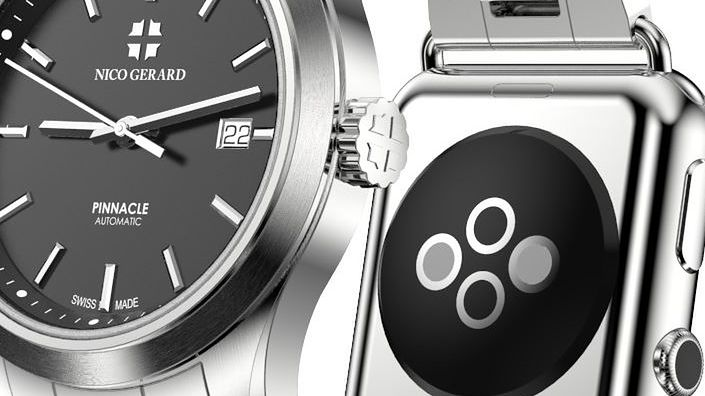 Dla niezdecydowanych: hybryda Apple Watcha i tradycyjnego zegarka