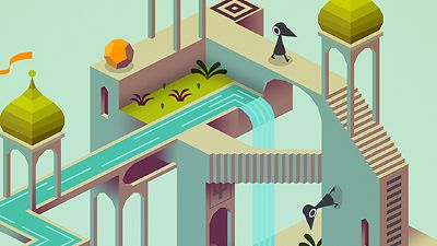 Gratka dla fanów gier logicznych. Monument Valley dla iOS w promocji za darmo