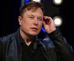 Elon Musk opublikował wpis na Twitterze. Przez niego akcje Tesli spadły o 14 miliardów dolarów