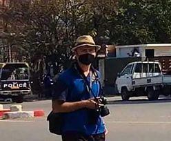 Nowe fakty ws. polskiego fotoreportera zatrzymanego w Mjanmie