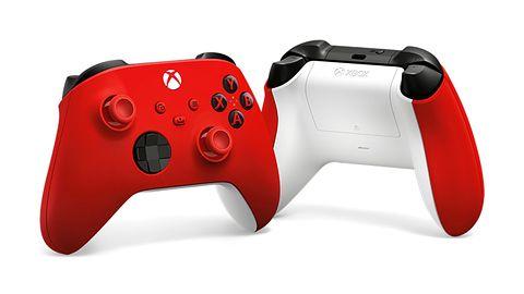 Xbox pokazuje nowego pada. Biało-czerwony, ale bez orzełka