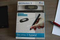 Test IRISNotes 3 – zaczarowany długopis
