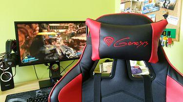 Genesis Nitro 880 — profesjonalny i komfortowy fotel dla wymagającego gracza!