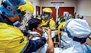 Koronawirus. Już ponad milion osób zmarło na COVID-19