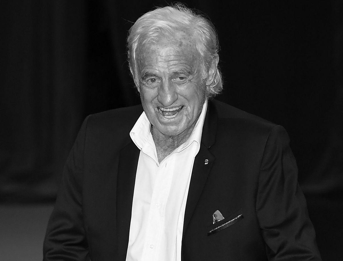 Jean-Paul Belmondo miał 88 lat