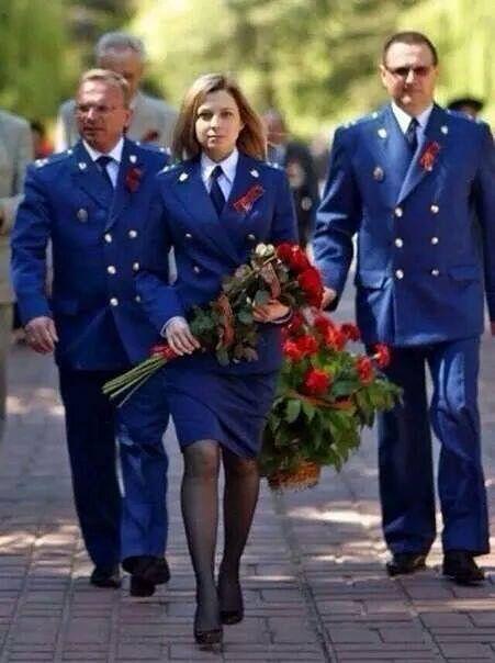 Pani prokurator z Krymu trafiła na czarną listę