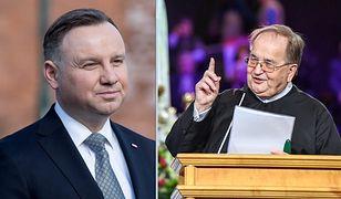 Media ojca Rydzyka uderzają w rząd i prezydenta Dudę. Poszło o aborcję