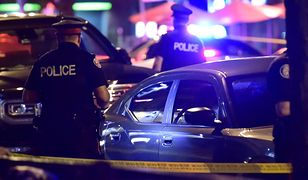 Strzelanina w Kanadzie, wiele osób jest rannych